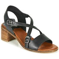 Παπούτσια Γυναίκα Σανδάλια / Πέδιλα Kickers VOLUBILIS Black