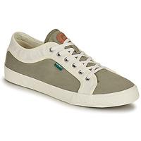 Παπούτσια Άνδρας Χαμηλά Sneakers Kickers ARVEIL Kaki / Άσπρο