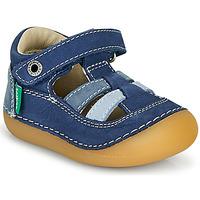 Παπούτσια Αγόρι Σανδάλια / Πέδιλα Kickers SUSHY Μπλέ