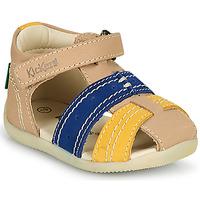 Παπούτσια Αγόρι Σανδάλια / Πέδιλα Kickers BIGBAZAR-2 Marine