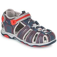 Παπούτσια Αγόρι Σανδάλια / Πέδιλα Kickers KAWA Marine / Red
