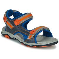 Παπούτσια Αγόρι Σανδάλια / Πέδιλα Kickers KIWI Μπλέ / Orange