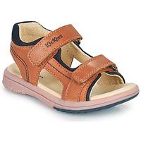 Παπούτσια Αγόρι Σανδάλια / Πέδιλα Kickers PLATINO Camel