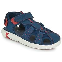 Παπούτσια Αγόρι Σανδάλια / Πέδιλα Kickers JUMANGE Marine