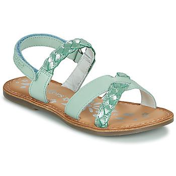 Παπούτσια Κορίτσι Σανδάλια / Πέδιλα Kickers DIMDAMI Μπλέ