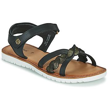 Παπούτσια Κορίτσι Σανδάλια / Πέδιλα Kickers BETTYL Black