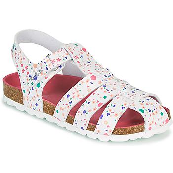 Παπούτσια Κορίτσι Σανδάλια / Πέδιλα Kickers SUMMERTAN Ροζ