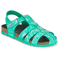 Παπούτσια Αγόρι Σανδάλια / Πέδιλα Kickers SUMMERTAN Green