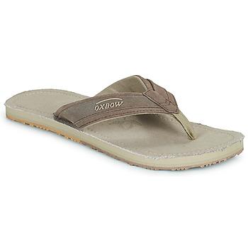 Παπούτσια Άνδρας Σαγιονάρες Oxbow VALLY Beige