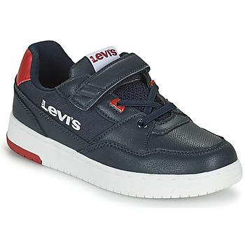Παπούτσια Αγόρι Χαμηλά Sneakers Levi's SHOT Marine