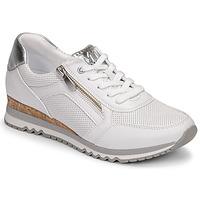 Παπούτσια Γυναίκα Χαμηλά Sneakers Marco Tozzi BELLA Άσπρο
