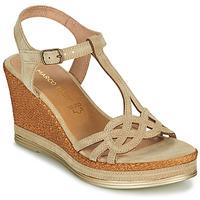 Παπούτσια Γυναίκα Σανδάλια / Πέδιλα Marco Tozzi GRIMNI Grey