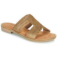 Παπούτσια Γυναίκα Σανδάλια / Πέδιλα Marco Tozzi MARRIN Bronze