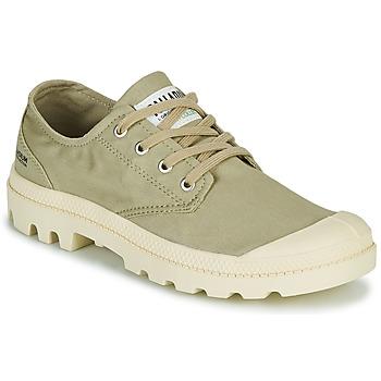 Παπούτσια Χαμηλά Sneakers Palladium PAMPA OX ORGANIC II Green