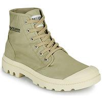 Παπούτσια Μπότες Palladium PAMPA HI ORGANIC II Green