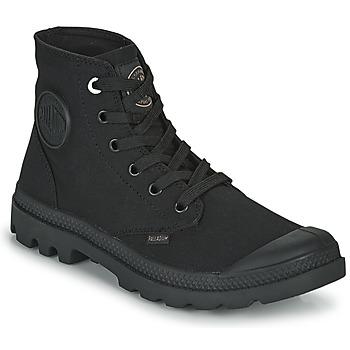 Παπούτσια Μπότες Palladium MONO CHROME Black