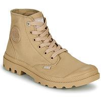 Παπούτσια Μπότες Palladium MONO CHROME Beige