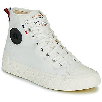 Παπούτσια Ψηλά Sneakers Palladium PALLA ACE CVS MID Άσπρο