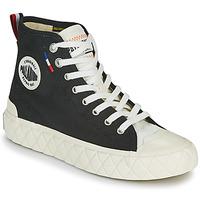 Παπούτσια Ψηλά Sneakers Palladium PALLA ACE CVS MID Black / Άσπρο