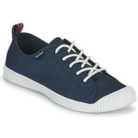 Παπούτσια Γυναίκα Χαμηλά Sneakers Palladium EASY LACE Marine