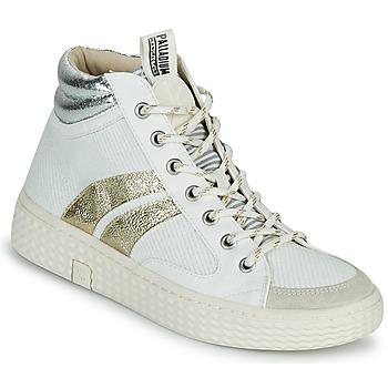 Ψηλά Sneakers Palladium Manufacture TEMPO 03 TXT ΣΤΕΛΕΧΟΣ: Ύφασμα & ΕΠΕΝΔΥΣΗ: Ύφασμα & ΕΣ. ΣΟΛΑ: Συνθετικό & ΕΞ. ΣΟΛΑ: Καουτσούκ