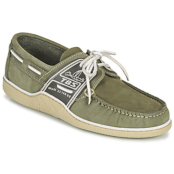 Παπούτσια Άνδρας Boat shoes TBS GLOBEK Green