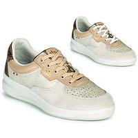 Παπούτσια Γυναίκα Χαμηλά Sneakers TBS BETTYLI Beige / Brown