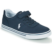 Παπούτσια Αγόρι Χαμηλά Sneakers Polo Ralph Lauren HANFORD II PS Marine