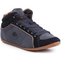 Παπούτσια Γυναίκα Ψηλά Sneakers Lacoste Missano MID 5 SRW DK 7-26SRW4207120 navy