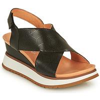 Παπούτσια Γυναίκα Σανδάλια / Πέδιλα Felmini KAREN Black