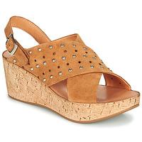 Παπούτσια Γυναίκα Σανδάλια / Πέδιλα Felmini MONACO Brown