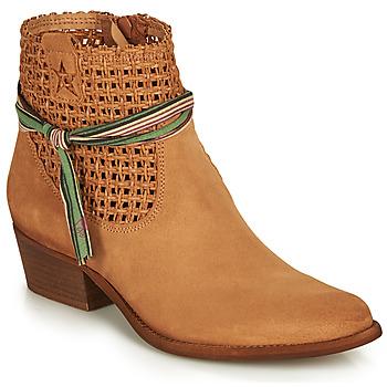 Παπούτσια Γυναίκα Μπότες Felmini WEST Brown