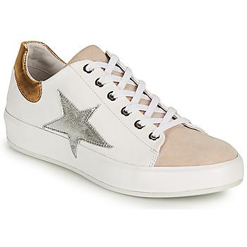 Παπούτσια Γυναίκα Χαμηλά Sneakers Felmini TRUMP Άσπρο