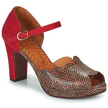 Παπούτσια Γυναίκα Σανδάλια / Πέδιλα Chie Mihara NADILA Red