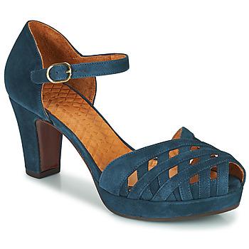 Παπούτσια Γυναίκα Σανδάλια / Πέδιλα Chie Mihara NI-IRMA Μπλέ