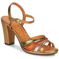 Παπούτσια Γυναίκα Σανδάλια / Πέδιλα Chie Mihara ADIEL Green / Bronze