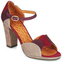 Παπούτσια Γυναίκα Σανδάλια / Πέδιλα Chie Mihara ADAIR Bordeaux / Beige