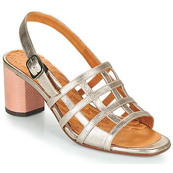 Παπούτσια Γυναίκα Σανδάλια / Πέδιλα Chie Mihara HUNI Silver