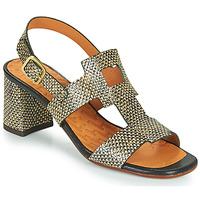 Παπούτσια Γυναίκα Σανδάλια / Πέδιλα Chie Mihara LUSCA Black / Beige
