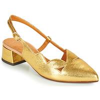 Παπούτσια Γυναίκα Γόβες Chie Mihara R-RUNE Gold
