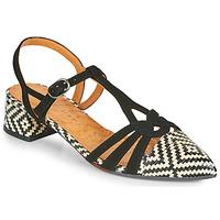 Παπούτσια Γυναίκα Γόβες Chie Mihara ROSALI Black / Beige