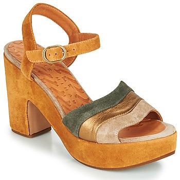 Παπούτσια Γυναίκα Σανδάλια / Πέδιλα Chie Mihara YEVA Gold
