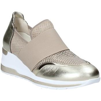 Παπούτσια Γυναίκα Slip on Melluso R20413 Χρυσός