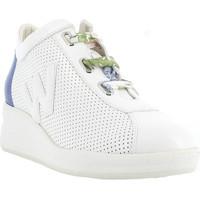 Παπούτσια Γυναίκα Χαμηλά Sneakers Melluso R20220 λευκό