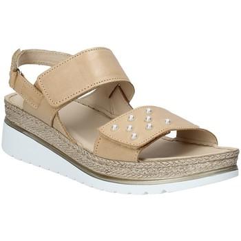 Παπούτσια Γυναίκα Σανδάλια / Πέδιλα Melluso 019080F καφέ