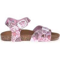 Παπούτσια Κορίτσι Σανδάλια / Πέδιλα Bionatura CHIARA IMB Ροζ