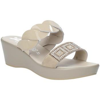 Παπούτσια Γυναίκα Τσόκαρα Susimoda 1440-01 Μπεζ