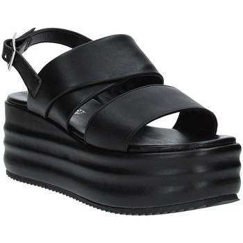 Παπούτσια Γυναίκα Σανδάλια / Πέδιλα Grace Shoes SAMI Μαύρος