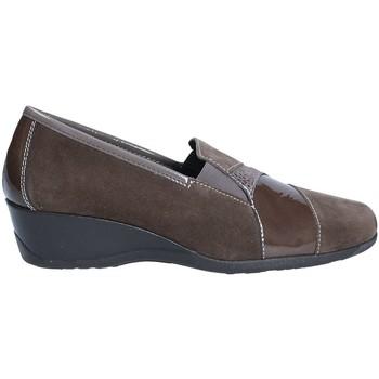 Παπούτσια Γυναίκα Μοκασσίνια Susimoda 8705 καφέ