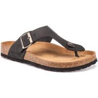 Παπούτσια Άνδρας Σαγιονάρες Lumberjack SM45006 001 D05 Μαύρος
